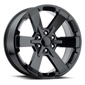 Factory Reproductions Style 45 6 Gloss Black