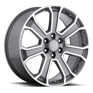 Factory Reproductions Style 49 6 Gunmetal Machined