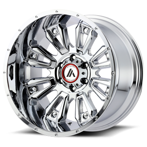 AB808 Blackhawk Chrome 6 lug