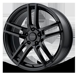 AR929 Gloss Black 5 lug