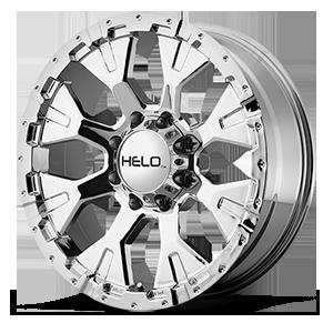 Helo Wheels HE878 8 Chrome