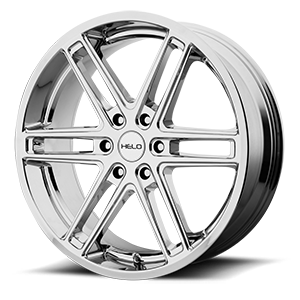 Helo Wheels HE908 6 Chrome