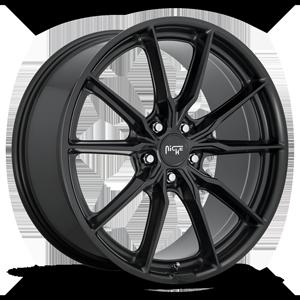 Niche Sport Series M238 - Rainier 5 Matte Black