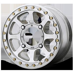 XD Wheels XS234 Addict 2 Beadlock 4 Machined