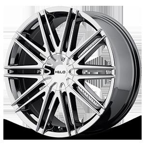 Helo Wheels HE880 5 PVD
