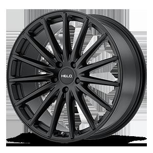Helo Wheels HE894 5 Satin Black