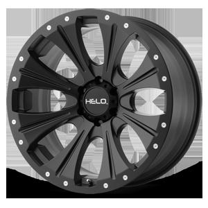 Helo Wheels HE901 6 Satin Black