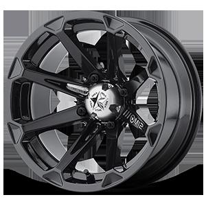 M12 Diesel Gloss Black 4 lug
