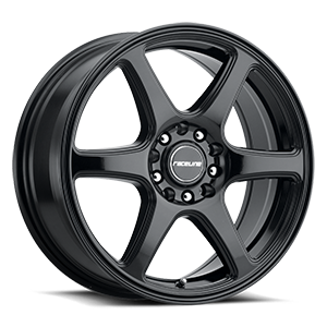 Raceline Wheels 146 Matrix 5 Gloss Black
