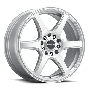 Raceline Wheels 146 Matrix 5 Gloss Silver