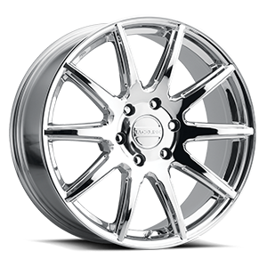 Raceline Wheels 159 Spike 6 Chrome