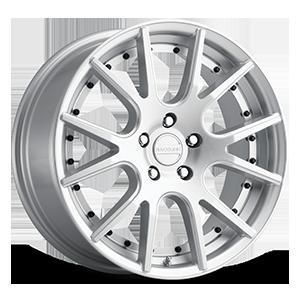 Raceline Wheels 501 5 Silver