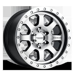 Raceline Wheels 929M SL Avenger 6 Machined