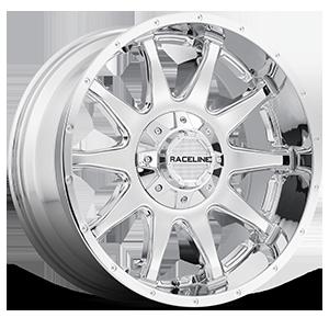 Raceline Wheels 930 Shift 5 Chrome