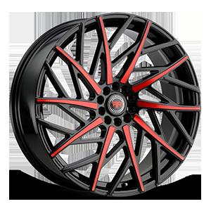 Revolution Racing R21 5 Black/Red