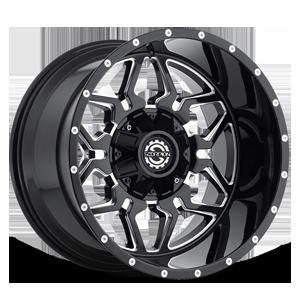 Scorpion SC-16 5 Black Milled