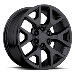 Factory Reproductions Style 44 6 Gloss Black
