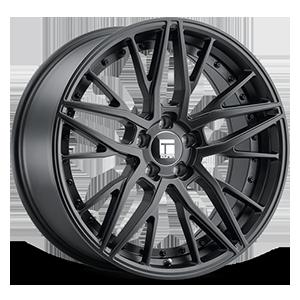 Touren Wheels TR93 5 Matte Black
