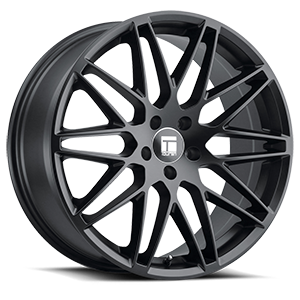 Touren Wheels TR75 5 Matte Black