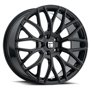 Touren Wheels TR76 5 Gloss Black