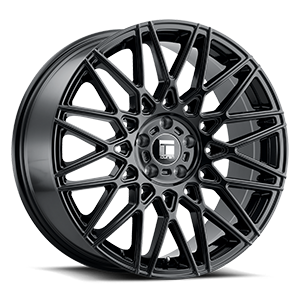 Touren Wheels TR78 5 Gloss Black