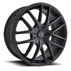 Touren Wheels TR60 5 Matte Black