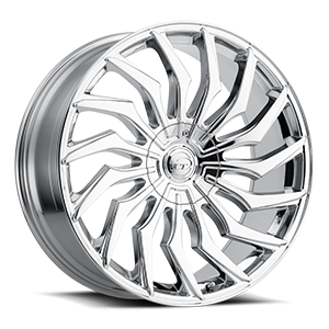 Chopper Chrome 5 lug
