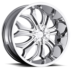 Godfather Chrome 5 lug