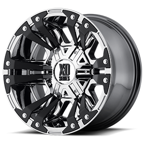 XD Wheels XD822 Monster II 6 PVD