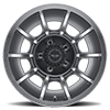 5 LUG VN47 VECTOR ANTHRACITE GRAY MACHINED FACE