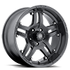 5 LUG AX181 ARTILLERY CAST IRON BLACK
