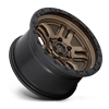 5 LUG D702 AMMO BRONZE W/ BLACK RING