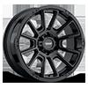 6 LUG AR933 GLOSS BLACK