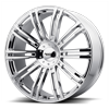 5 LUG AR939 - D2 CHROME