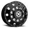 10 LUG AO400HD BAJA - HEAVY DUTY HIGH GLOSS BLACK MILLED - 8.25