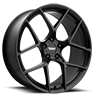 5 LUG AR924 CROSSFIRE SATIN BLACK