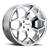 6 LUG AR916 CHROME