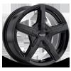 5 LUG AR921 TRIGGER GLOSS BLACK