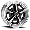 5 LUG VN500 CUSTOM 500 TWO-PIECE PAINTED CENTER W/ POLISHED BARREL
