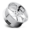 5 LUG BALLER - X84 POLISHED