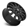 8 LUG BLITZ DUALLY FRONT - D675 GLOSS BLACK