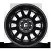 8 LUG BLITZ DUALLY REAR - D675 GLOSS BLACK
