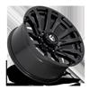 8 LUG BLITZ - D675 22X10 ET-18 | GLOSS BLACK