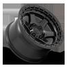 6 LUG BLOCK - D750 SATIN BLACK