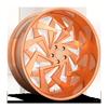 5 LUG CHOP - X122 ROSE GOLD