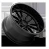 6 LUG CLASH 6 - D760 GLOSS BLACK 24X12