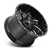 5 LUG CLEAVER - D239 GLOSS BLACK & MILLED