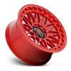 6 LUG TRIGGER - D758 CANDY RED