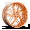 5 LUG EXOTICA - X82 ROSE GOLD