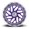6 LUG FF29 CANDY PURPLE